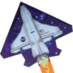 SPACE SHUTTLE JET PREMIER 2D KITE
