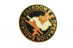 PIN - OP ENDURING FREEDOM