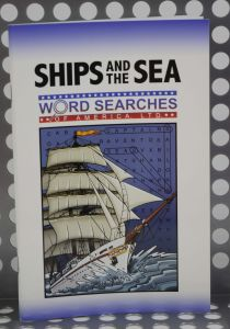 WORD SEARCH - SHIPS AND THE SEA