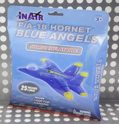 BLUE ANGELS JUMBO INFLATABLE