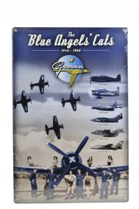 HISTORY OF BLUE ANGELS - THE BLUE ANGELS' CATS
