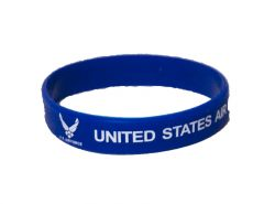 Air Force Silicone Bracelet