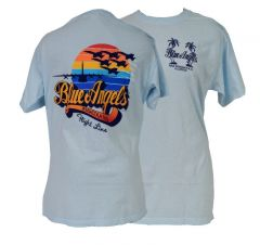 FLIGHTLINE BLUE ANGELS TEE