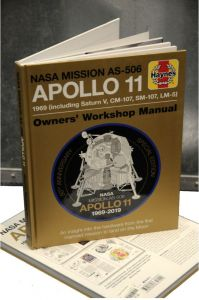 NASA MISSION AS-506 APOLLO 11