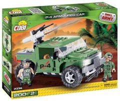 COBI TOYS - P-4 ARMOURED CAR