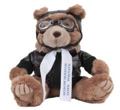 Aviator Bear Large