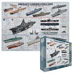 Aircraft Carrier Evolution Puzzle