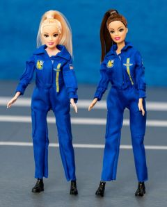 BLUE ANGELS DOLL
