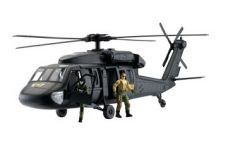 Black Hawk Helicopter Playset