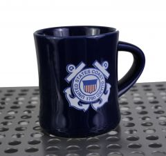 COAST GUARD MUG - BLUE
