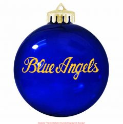 BLUE ANGELS ORNAMENT