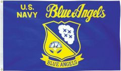 BLUE ANGELS FLAG