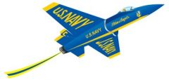 Blue Angels Kite