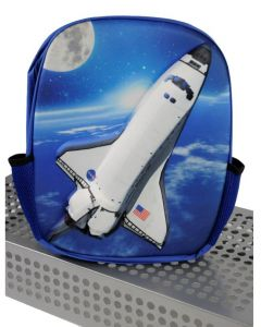 3D SPACE SHUTTLE BACKPACK