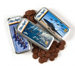 BLUE ANGELS DARK CHOCOLATE