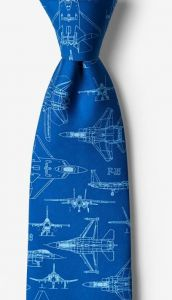 Cool Your Jets Silk Tie