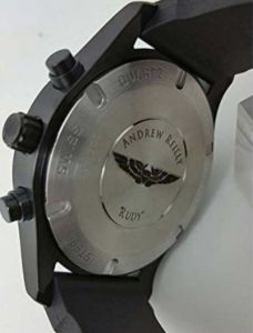 DE POL WATCH ENGRAVING