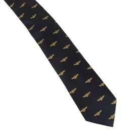 US Navy Naval Aviator Wing Silk Tie