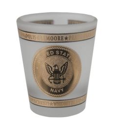 US NAVY FROSTED SHOT