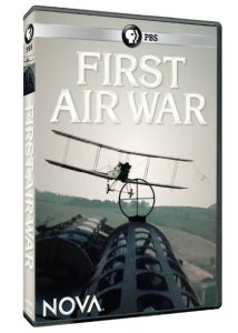 NOVA: FIRST AIR WAR DVD
