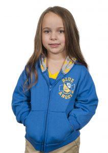 Blue Angel Toddler Hoodie