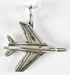 Jet Fighter Charm