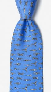 Just Knots Silk Tie