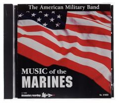 Music of the Marines CD