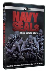 THE NAVY SEALS: THEIR UNTOLD STORY DVD