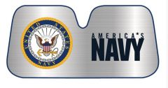 NAVY CAR SHADE