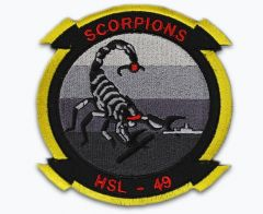 PATCH - NFA CAG 2 SCORPIONS