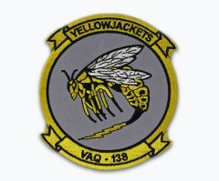 PATCH - NFA CAG 2 YELLOW JACKETS