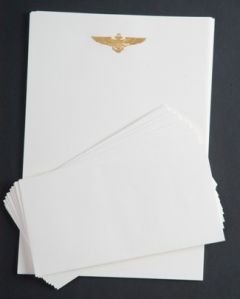 Naval Aviator Stationery