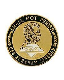PIN - USS ABRAHAM LINCOLN