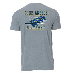 BLUE ANGELS SHIRT - WHITE FLAG