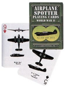 WWII Spotter Cards