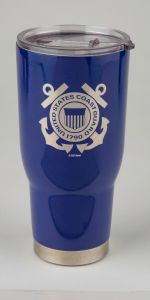 COAST GUARD TUMBLER 32oz