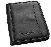 NA WINGS - ZIPPERED PADFOLIO
