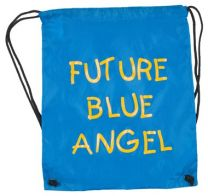 Boys Future Blue Angel Back Pack