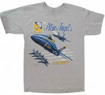 BLUE ANGEL TEE