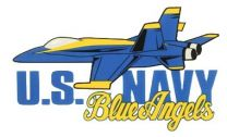 US Navy Blue Angels Decal