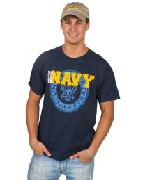 US Navy Shirt and Hat Combo