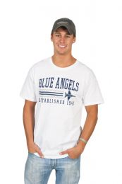 Blue Angel Shirt and Hat Combo