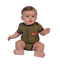 Flight Suit Onesie