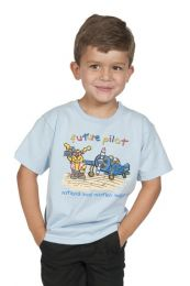Boys Future Pilot Toddler Tee