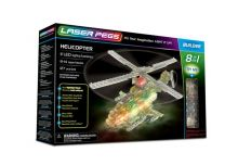 LASER PEGS - HELICOPTER 8 IN 1