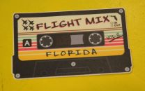 DECAL / STICKER - VINTAGE MIX TAPE