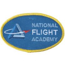 National Flight Academy Patch