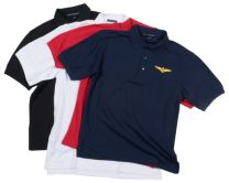 Naval Aviator Wing Polo Shirt