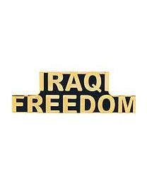 PIN - IRAQI FREEDOM